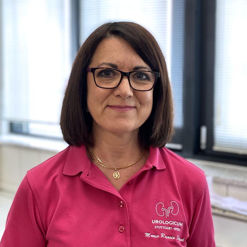Medizinische Fachangestellte: Maria-Rosario Schlegel